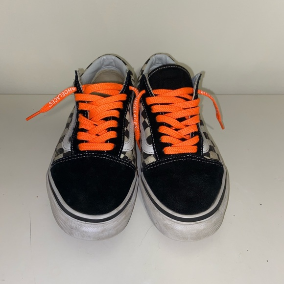 Vans Shoes | Checkerboard With Offwhite